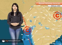 Weather Forecast for June 25: Rain in Madhya Pradesh, Chhattisgarh, Bihar, Jharkhand; dust storm in Delhi