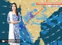 Weather Forecast for June 20: Rain in Mumbai, Karnataka, Kerala, Northeast; hot in Delhi