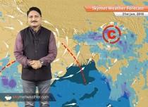 Weather Forecast for June 21: Rain in Goa, MP, Chhattisgarh, Bihar; Delhi, Haryana remains hot