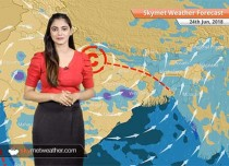 Weather Forecast for June 24: Rain in Jaipur, Bihar, Jharkhand, thunderstorm in Delhi