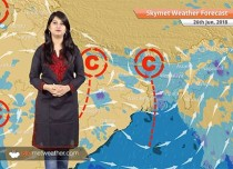 Weather Forecast for June 26: Monsoon Rain in Gujarat, Rajasthan, Bihar, MP, hot in Delhi