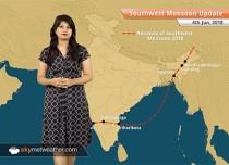 Monsoon Forecast for June 5, 2018: Monsoon arrives in Chennai, Bengaluru; Mumbai, Hyderabad not far behind