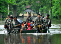 Assam floods to further worsen as rains refuse to take a backseat