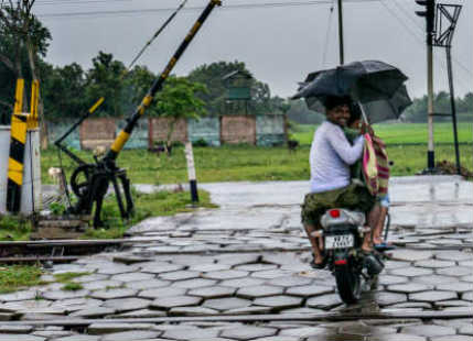 Bihar rains to continue, intensity may increase further
