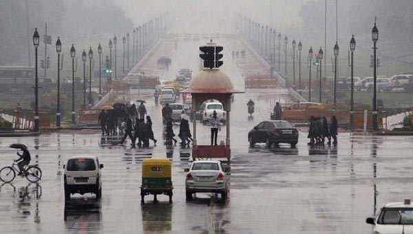 Short spells of Delhi rains likely for a day or two, dry weather thereafter