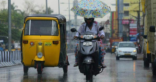 Heavy Chennai Rains make a comeback, more showers expected