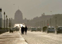 Monsoon 2018 rains in Delhi rains