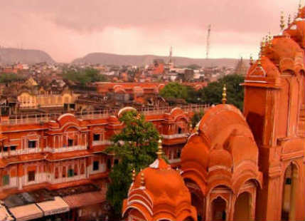 Rain in Jaipur, Udaipur, Churu, Ajmer, Bharatpur, Chittorgarh to continue