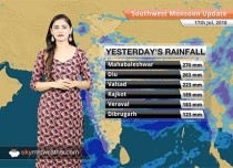 Monsoon Forecast for July 18, 2018: Monsoon rain in Madhya Pradesh, Gujarat to continue, no relief from floods