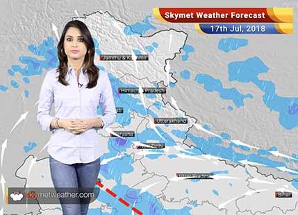 Weather Forecast for July 17: Rains to reduce in Mumbai, continue in Coastal Karnataka, Kerala