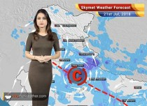 Weather Forecast for July 21: Rain in Delhi, Kolkata; Flood threat in Odisha, Chhattisgarh