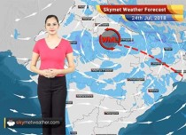Weather Forecast for July 24: Heavy rain in Madhya Pradesh, Rajasthan