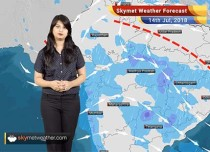 Weather Forecast for July 14: Rain in Mumbai, Delhi, Madhya Pradesh, Punjab, Haryana