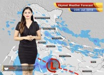 Weather Forecast for July 20: Cloudburst, landslides in Uttarakhand; Rain in Delhi, MP, Rajasthan
