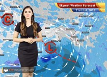 Weather Forecast for July 21: Rain in Delhi, Lucknow; Flood fear in Odisha, Chhattisgarh