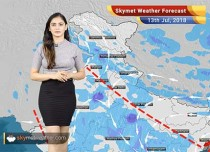 Weather Forecast for July 13: Monsoon rain in Madhya Pradesh, Punjab, Haryana
