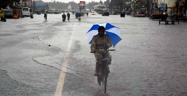 Odisha breaks from the clutches of drought, flooding rains likely