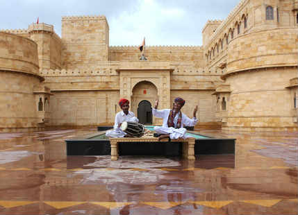 Rain in Jaipur, Udaipur, Ajmer, Kota, Chittorgarh, Bundi likely