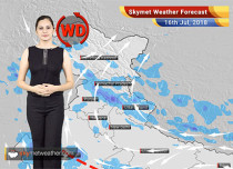 Weather Forecast for July 16: Rain in Mumbai, Surat, Hyderabad, Pune