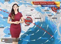 Weather Forecast for July 16: Rain in Maharashtra, Gujarat, Madhya Pradesh, Punjab; Dry weather in Bihar, UP