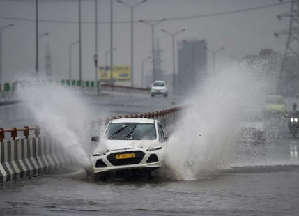 delhi-rains new-India