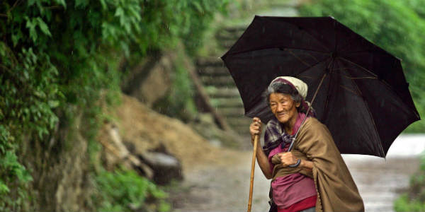 Rain in Nagaland to continue, heavy showers ahead