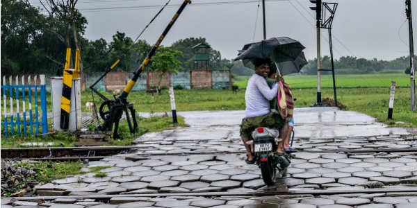 Monsoon trough to be the rain bearer for North and East India