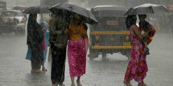 Heavy rain in Raipur, Jagdalpur, Durg, Bilaspur, Mana likely