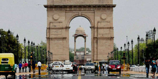 Delhi air quality to improve further, light rains likely
