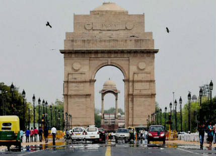 Sporadic Delhi rains to continue for some time