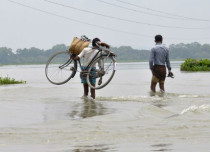 Flood in Uttar Pradesh