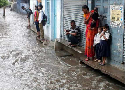 Jhansi observes flooding rains of 137 mm in 6 hours, breaks decade old record