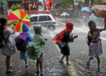 Kolkata rains to continue for some more time
