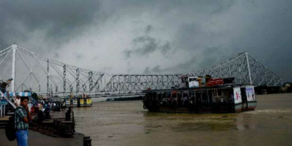 Upcoming low pressure area to give more rains over Kolkata