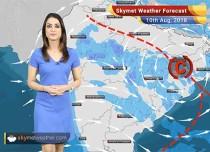 Weather Forecast for August 10: Rain in Madhya Pradesh, Chhattisgarh, Coastal Karnataka, Kerala