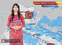 Weather Forecast for August 10: Rain in Himachal, Uttarakhand, Rajasthan, Madhya Pradesh