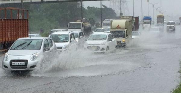 Rain in Bhopal--Naidunia 600