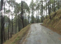 On and off Monsoon rains to continue over Kashmir, Himachal, Uttarakhand