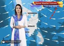 Weather Forecast for August 15: Rain in Kolkata, Mumbai, Odisha, Jharkhand