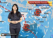 Weather Forecast for August 13: Rain in Uttar Pradesh, Bihar, Jharkhand
