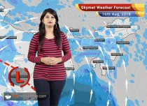 Weather Forecast for August 16: Rain in Chhattisgarh, Madhya Pradesh, Vidarbha