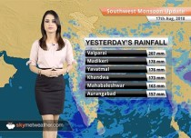 Monsoon Forecast for Aug 18, 2018: Flood in Gujarat, Kerala; Heavy rain in Coastal Karnataka, Konkan & Goa