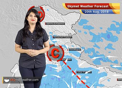 Weather Forecast for August 20: Rain in Andhra Pradesh, Telangana, Gujarat