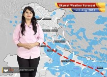 Weather Forecast for August 14: Low pressure in Bay, heavy rain in Odisha, Bihar, Jharkhand