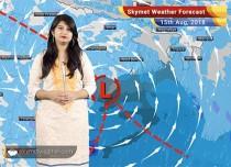 Weather Forecast for August 15: Rain in Chhattisgarh, Vidarbha, Jharkhand, Bihar