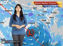 Weather Forecast for August 19: Rain in Odisha, Jharkhand, Uttarakhand, Himachal