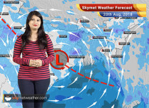 Weather Forecast for August 20: Rain in Jharkhand, Bihar, Odisha, Vidarbha