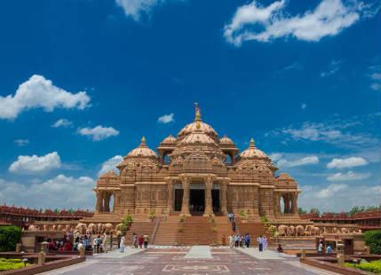Akshardham Mandir Delhi--Haregovinda 600
