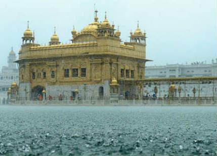 Coming up: Rain in Amritsar, Jalandhar, Faridkot, Pathankot