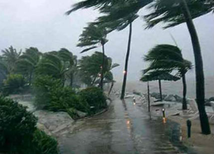 Cyclone in India 2018